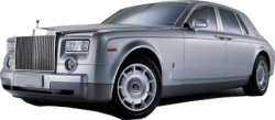 Hire a Rolls Royce Phantom or Bentley Arnage from Cars for Stars (Romford) for your wedding or civil ceremony
