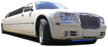 Limousine hire in Romford. Hire a American stretched limo from Cars for Stars (Romford)